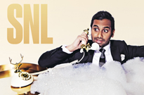 Saturday Night Live: Aziz Ansari & Big Sean