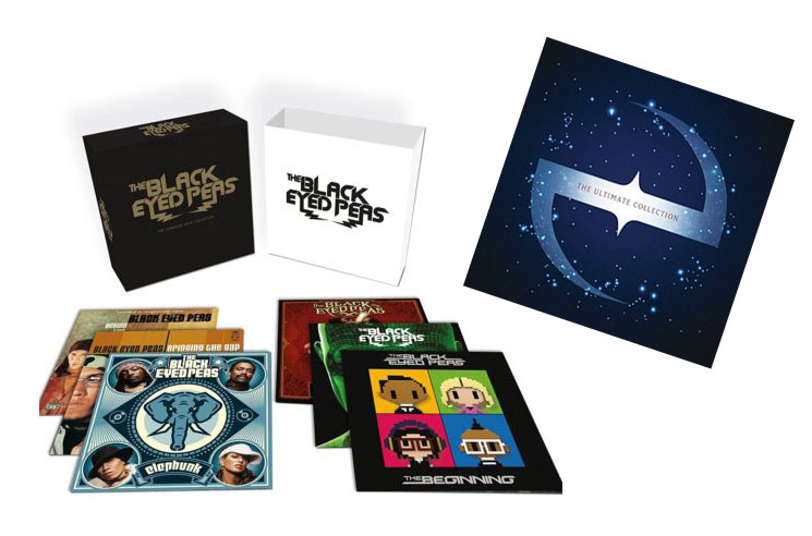 New Box Sets From Evanescence And The Black Eyed Peas