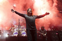 Black Sabbath Honoured with Metal Bench in Birmingham