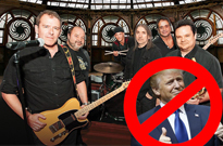 Donald Trump Can't Even Get a Bruce Springsteen Tribute Band to Play His Inauguration