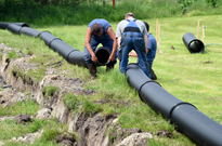 An Actual Beer Pipeline Is Coming to the Wacken Open Air Metal Festival