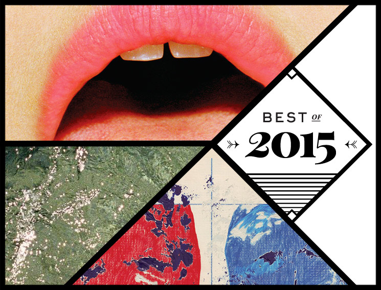 Exclaim!'s Top 20 Pop & Rock Albums, Part OneBest of 2015