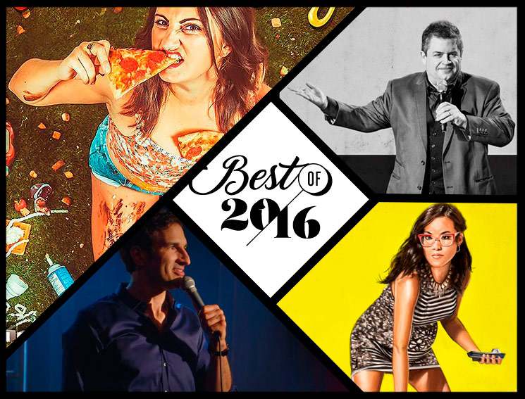 Exclaim!'s Top Five Comedy SpecialsBest of 2016