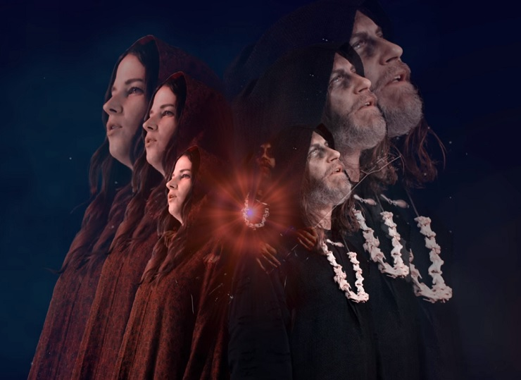 "Black Mountain""Mothers of the Sun"" (video)"