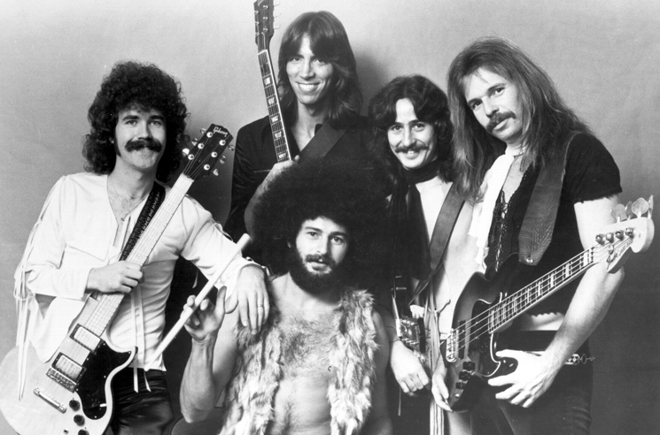 Former Boston drummer Sib Hashian dies after collapsing on stage