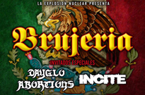 Brujeria Map Out Canadian Tour