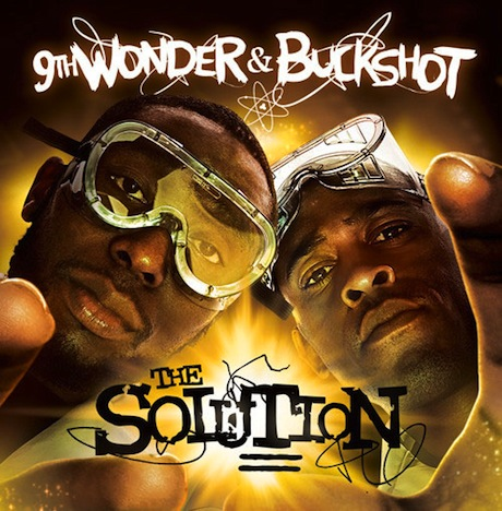 Buckshot & 9th Wonder - The Solution