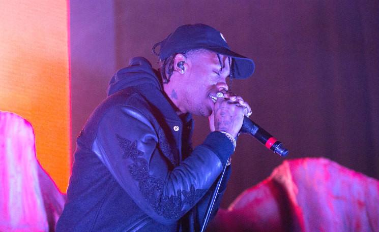 Travis Scott Sound Academy, Toronto ON, November 25