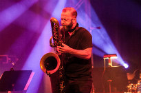 Colin Stetson performing 'Sorrow'