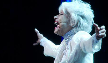 Carol Channing: Larger Than Life - Directed by Dori Berenstein