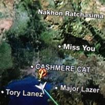 "Cashmere Cat ""Miss You"" (ft. Major Lazer & Tory Lanez)"
