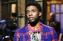 Saturday Night Live: Chadwick Boseman & Cardi B April 7, 2018