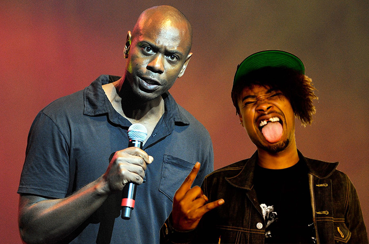 "Danny Brown Says He Got Dave Chappelle ""Stoned to the Gills"" Before Disastrous Detroit Show"