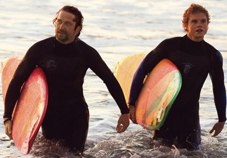 Chasing Mavericks - Directed by Curtis Hanson & Michael Apted