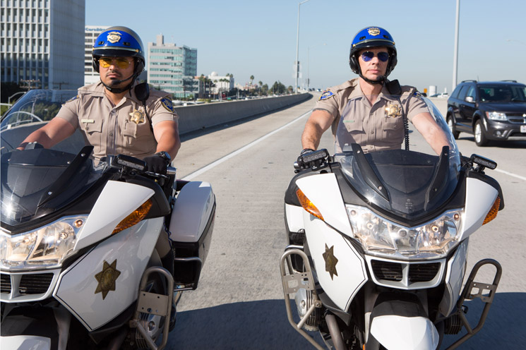 Dax Shepard and Michael Peña Talk About Big Screen 'CHiPs,' the Importance of Ponch and the Thrill of the Ride