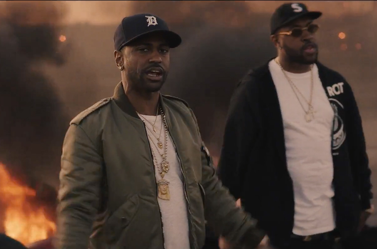 """Mike WiLL Made-It """"On the Come Up"""" (ft. Big Sean) (video)"""