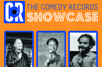 Runnin' at the Mouth's Aisha Brown, Marito Lopez and Keith Pedro Get Familiar at the Comedy Records/Exclaim! Standup Showcase