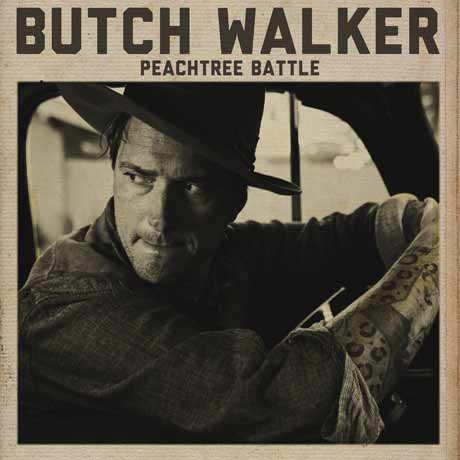 Butch Walker - 'Peachtree Battle' (EP stream)