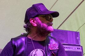 Daniel LanoisIsland Stage, Guelph ON, July 25