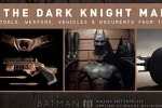 The Dark Knight Manual: Tools, Weapons, Vehicles & Documents from the BatcaveBy Brandon T. Snider