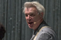 David Byrne / Benjamin Clementine Queen Elizabeth Theatre, Vancouver BC, May 23
