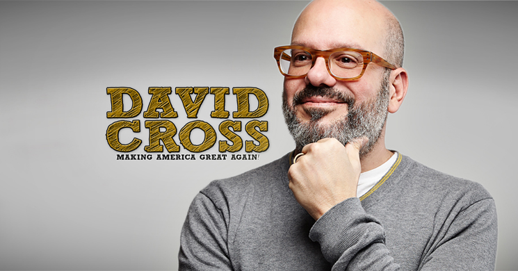 David CrossMaking America Great Again!