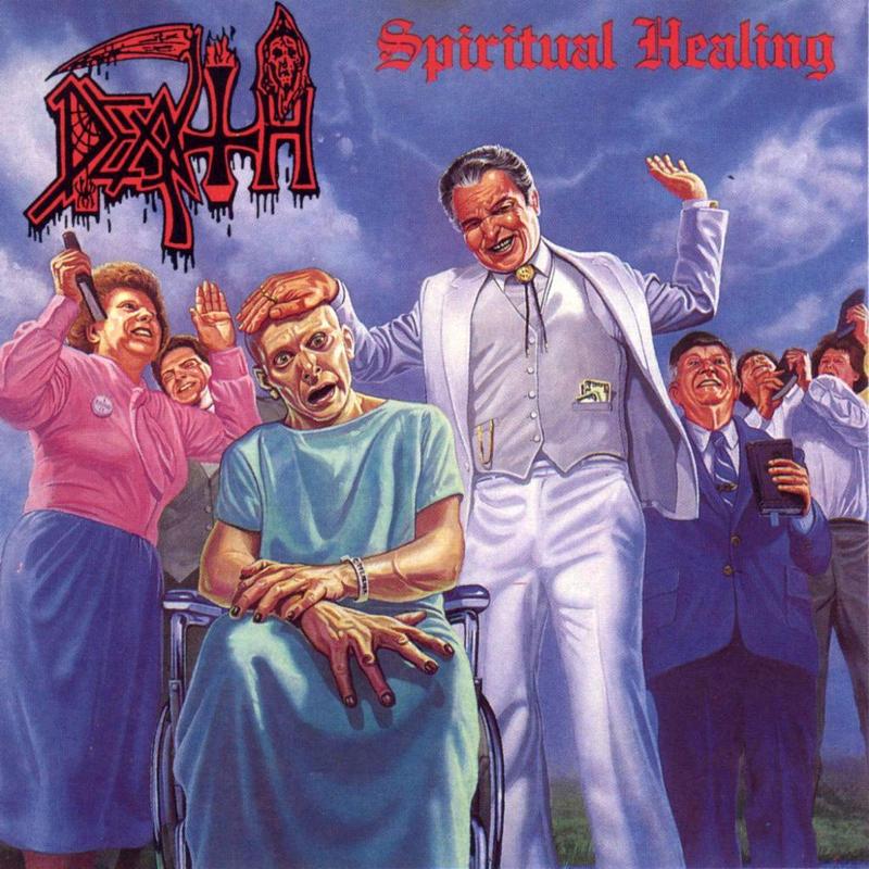 Death Spiritual Healing Spiritual Healing Album