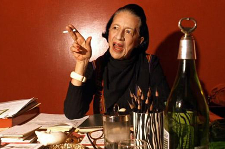 Diana Vreeland: The Eye Has to Travel - Directed by Lisa Immordino Vreeland, Bent-Jorgen Perlmutt & Frédéric Tcheng