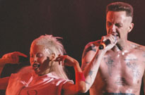 Die Antwoord Removed from Riot Fest Lineup