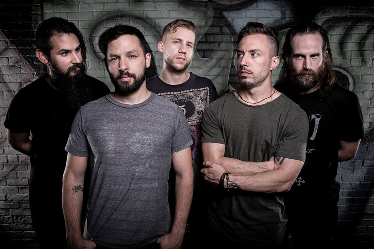 Morris Plains Band Dillinger Escape Plan Involved In Bus Crash In Poland