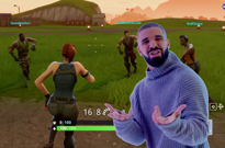 "Drake Will Rap About 'Fortnite' If They Add an In-Game ""Hotline Bling"" Dance"