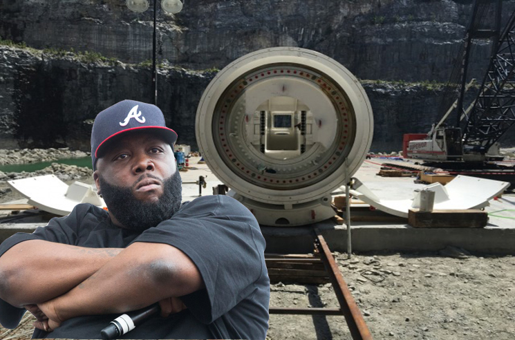 Atlanta's New Tunnel-Boring Machine Could Be Named After Killer Mike
