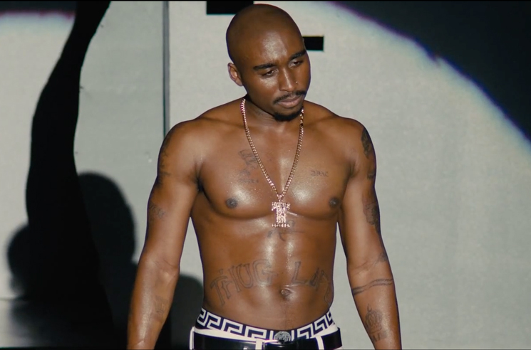 Tupac Shakur's Biopic 'All Eyez On Me' Gets New Trailer