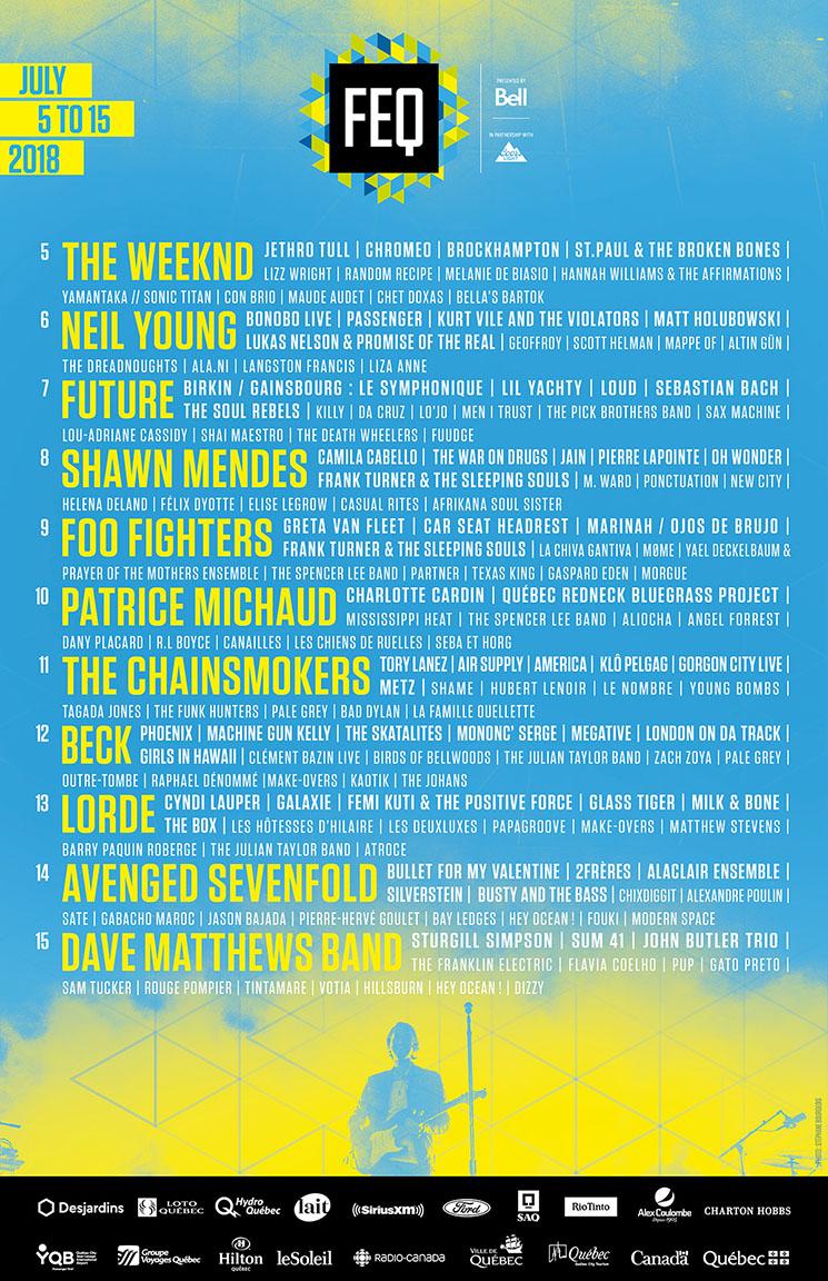 festival quebec 2018