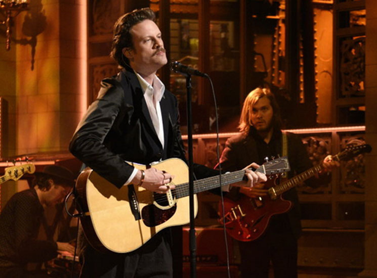 "Father John Misty Addresses Taylor Swift Lyric from ""Total Entertainment Forever"": ""That Is the Worst Thing I Can Think Of"""