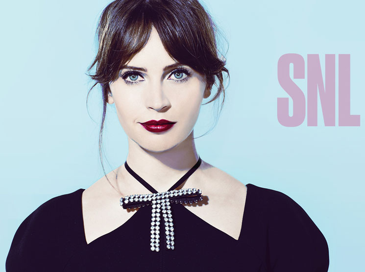Saturday Night Live: Felicity Jones and Sturgill SimpsonJanuary 14, 2017