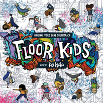 Kid Koala Floor Kids (Original Video Game Soundtrack)