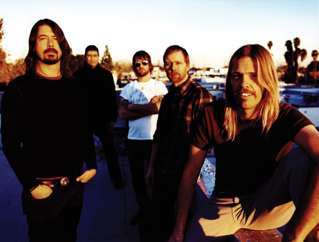 Foo Fighters Bringing Their Documentary to U.S. Cinemas