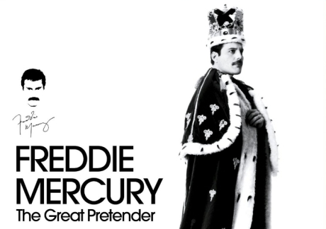 Freddie Mercury: The Great Pretender - By Richard Grey