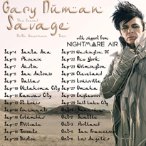 Gary Numan Maps Out North American Tour