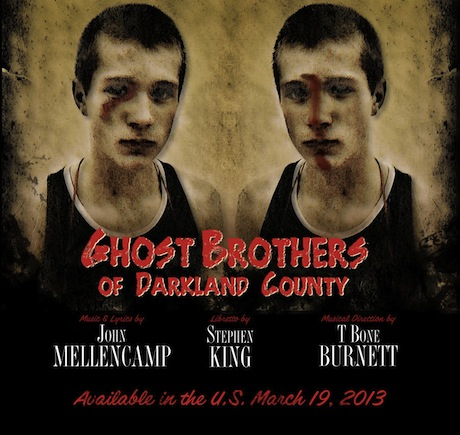 Stephen King and John Mellencamp Announce 'Ghost Brothers of Darkland County' Soundtrack with Neko Case, Elvis Costello, T-Bone Burnett