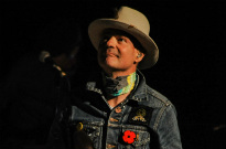 ​Gord Downie's Family Plots Public Memorial