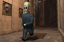 Grim Fandango RemasteredPS4, PS Vita, PC, Mac