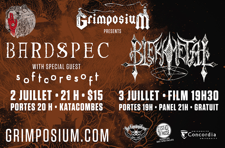 "Grimposium Brings ""The Norwegian Invasion"" to Montreal for 2016 Event"
