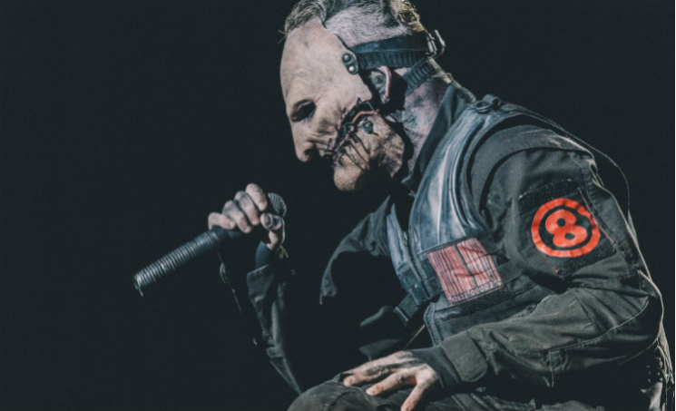 slipknot parc jean drapeau montreal qc august 9
