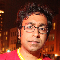 Comedian Hari Kondabolu Discusses Jian Ghomeshi's Ego, Weezer's Decline