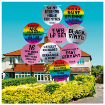 Saint Etienne Return with 'Home Counties'