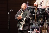 Hugh Masekela / Vusi MahlaselaKoerner Hall, Toronto ON, February 28