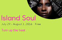 Toronto's Island Soul Festival Returns to Harbourfront Centre