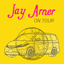 Jay Arner Maps Out Fall Canadian Tour